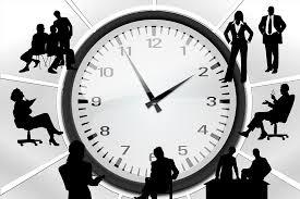 reloj registro jornada